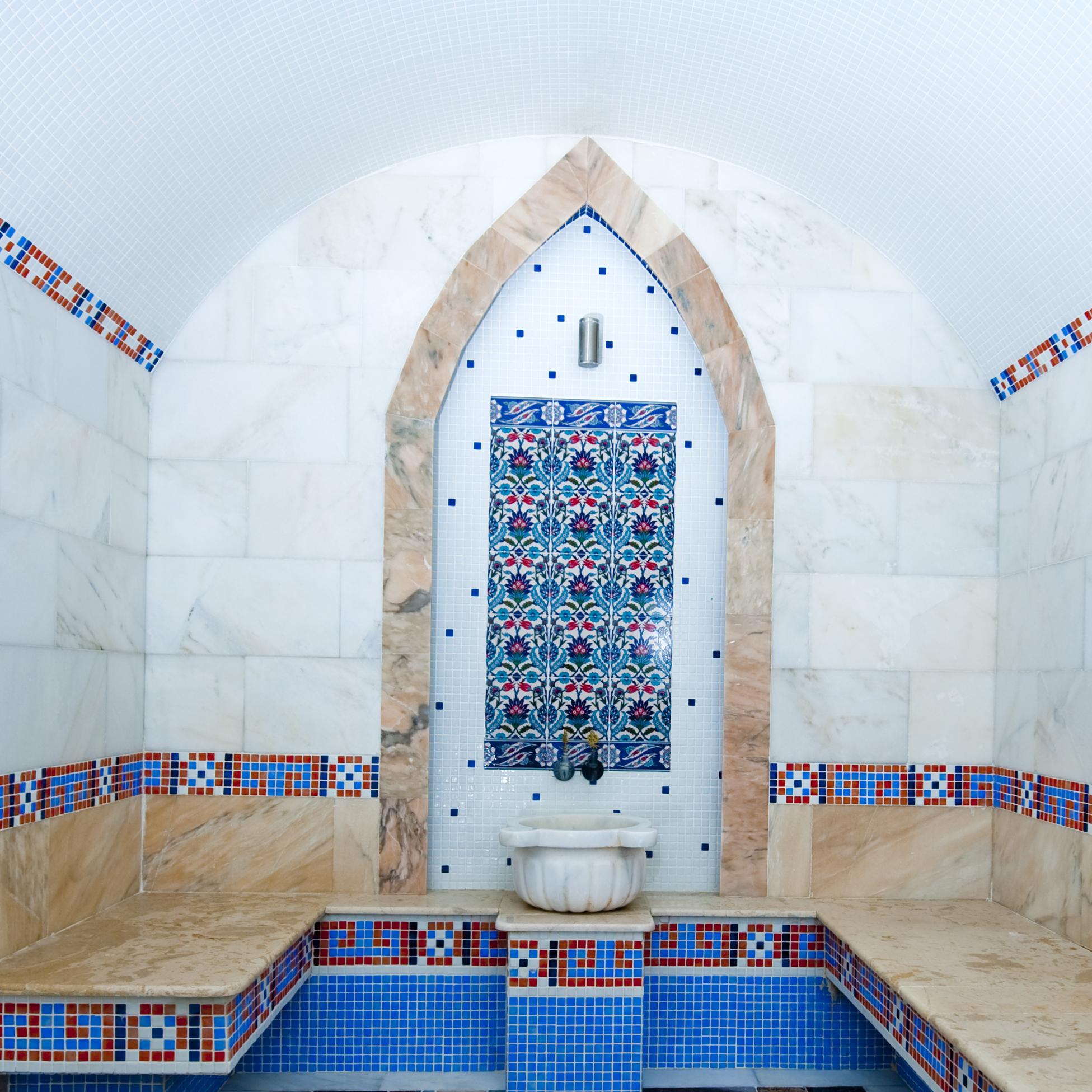 Турецкие бани и сауны